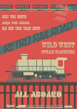 Retro railroad