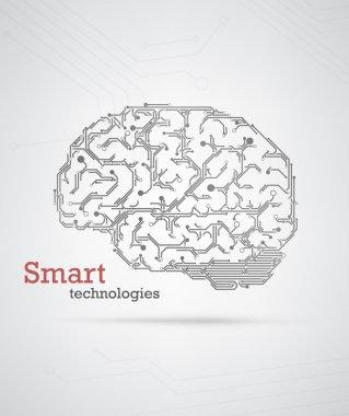 Hi-tech brain