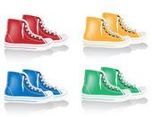 Fotografia scarpe sportive
