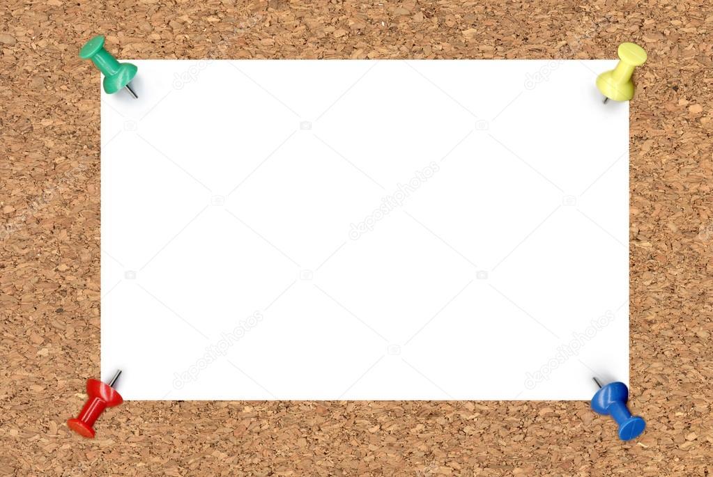 bulletin board paper