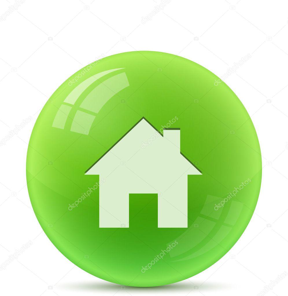 symbole de la maison  u2014 image vectorielle dimgroshev  u00a9  35924303
