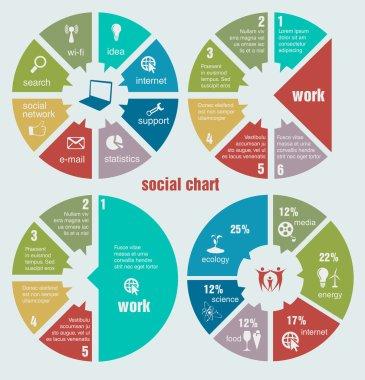 Social diagrams