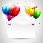 Fényképek Modern birthday háttér szöveg helye