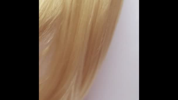 Zvýraznění pozadí abstraktní strukturu vlasů