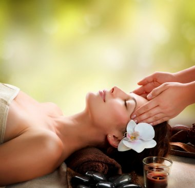Spa Facial Massage