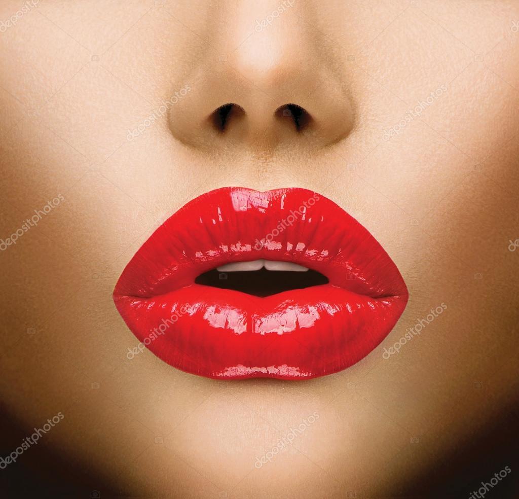 Сексуалные поцелуй