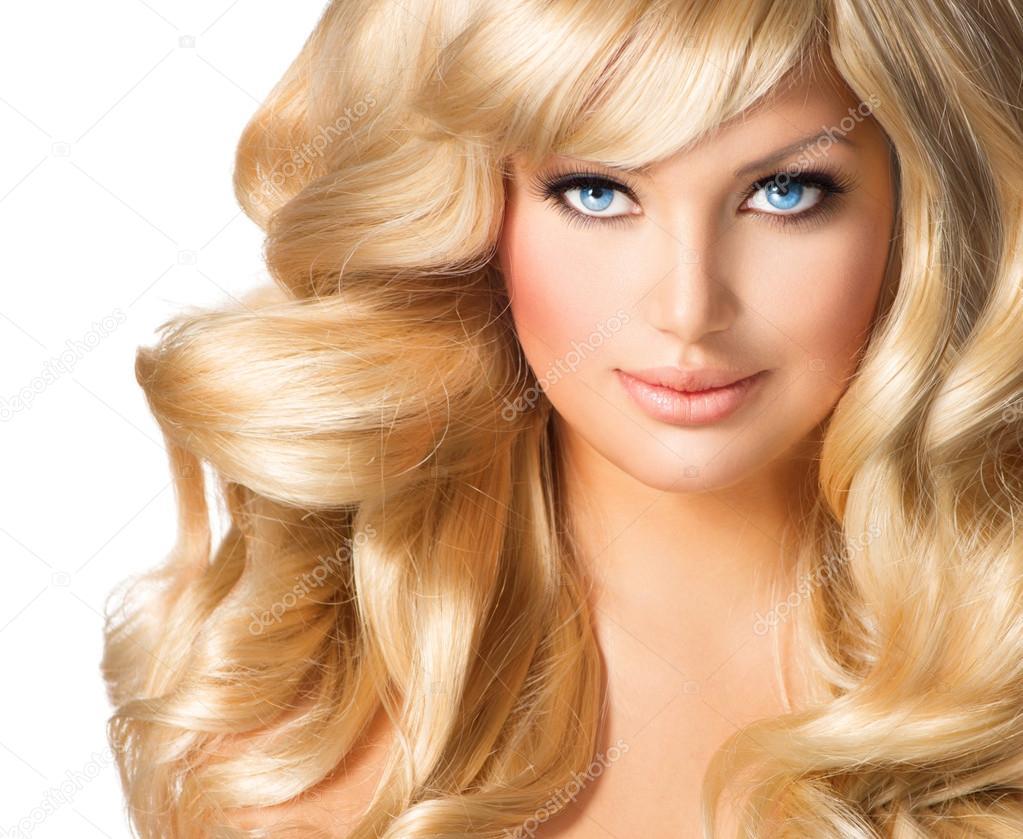 скачать красивых фото блондинок