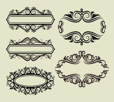 Frame Ornament Decorations