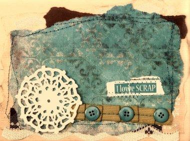 Scrapbook Design Elements - Vintage