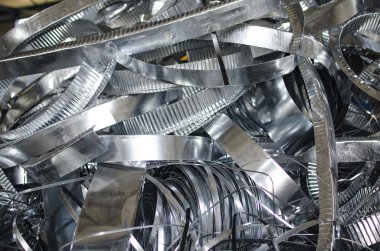 tin metal scrap