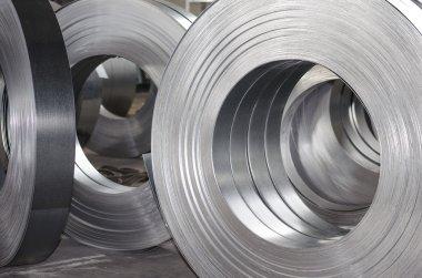 sheet metal tin rolls