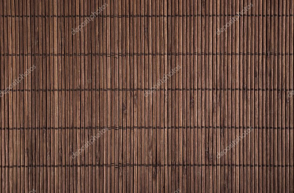 Bambus Matten Hintergrund Stockfoto C Quka 40318535