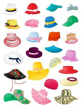 Summer hats