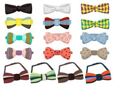 Set of bow ties