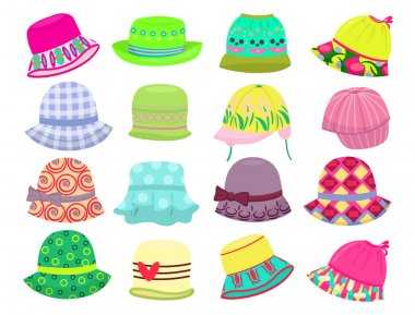 Hats for little girls