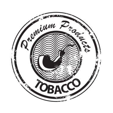 Tobacco. Vector illustration