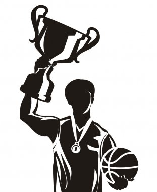 Basketball. Vector illustration