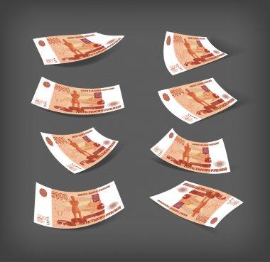 Money. Vector format