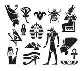 Fotografie Egypt. Vector format