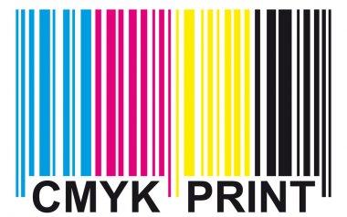Barcode - CMYK PRINT