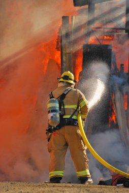 Yangın saldırı