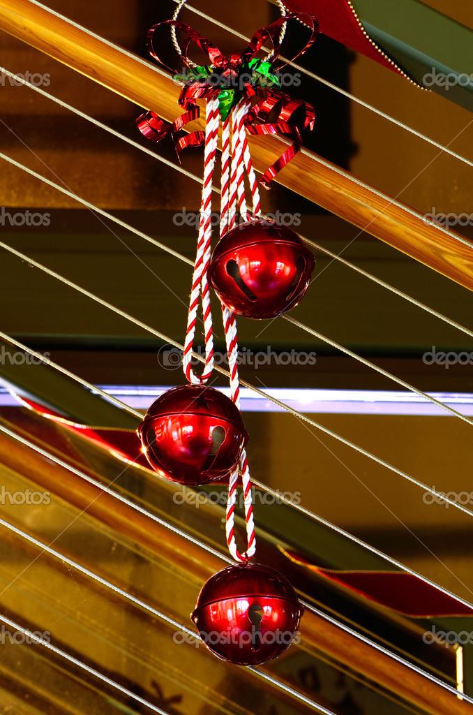 Weihnachts Glocken — Stockfoto © dpfoxfoto #30605051