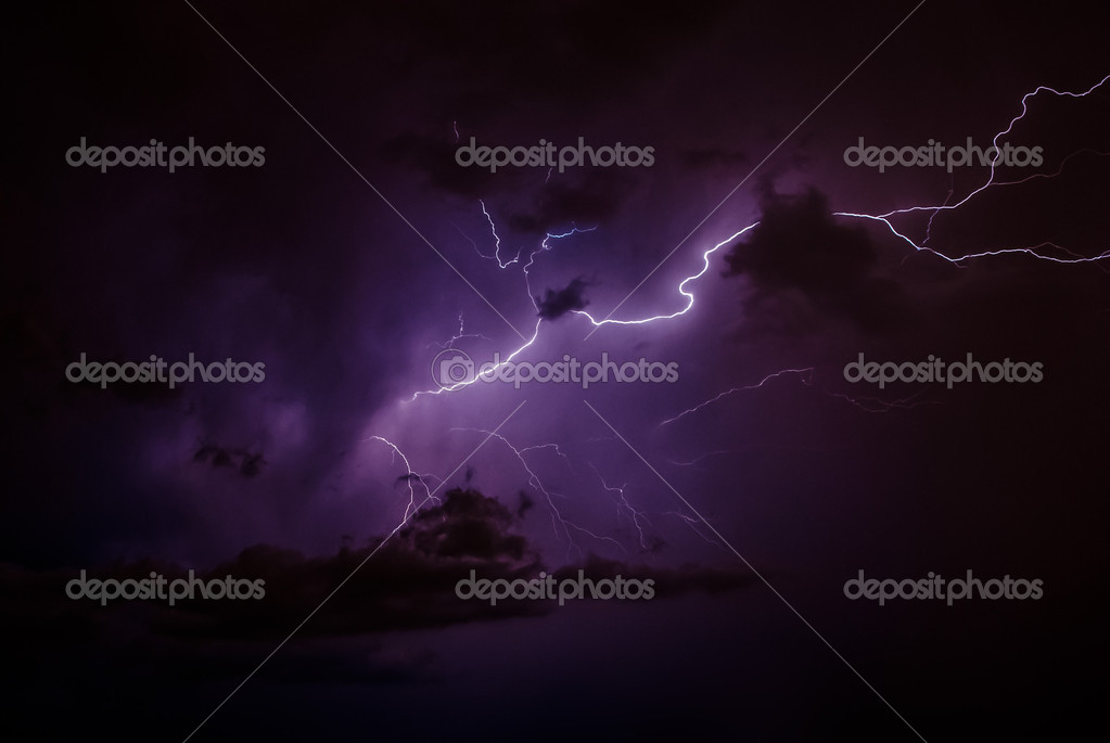 Abstract Lightning