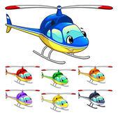 Legrační vrtulník