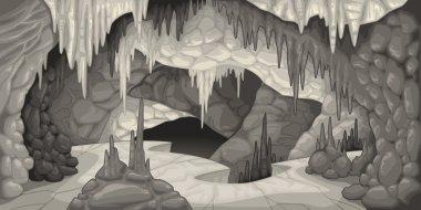 "Картина, постер, плакат, фотообои ""внутри пещеры ."", артикул 41181669"