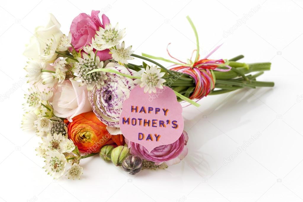 Beau bouquet de fleurs de printemps pour la f te des m res for Bouquet de fleurs fetes des meres
