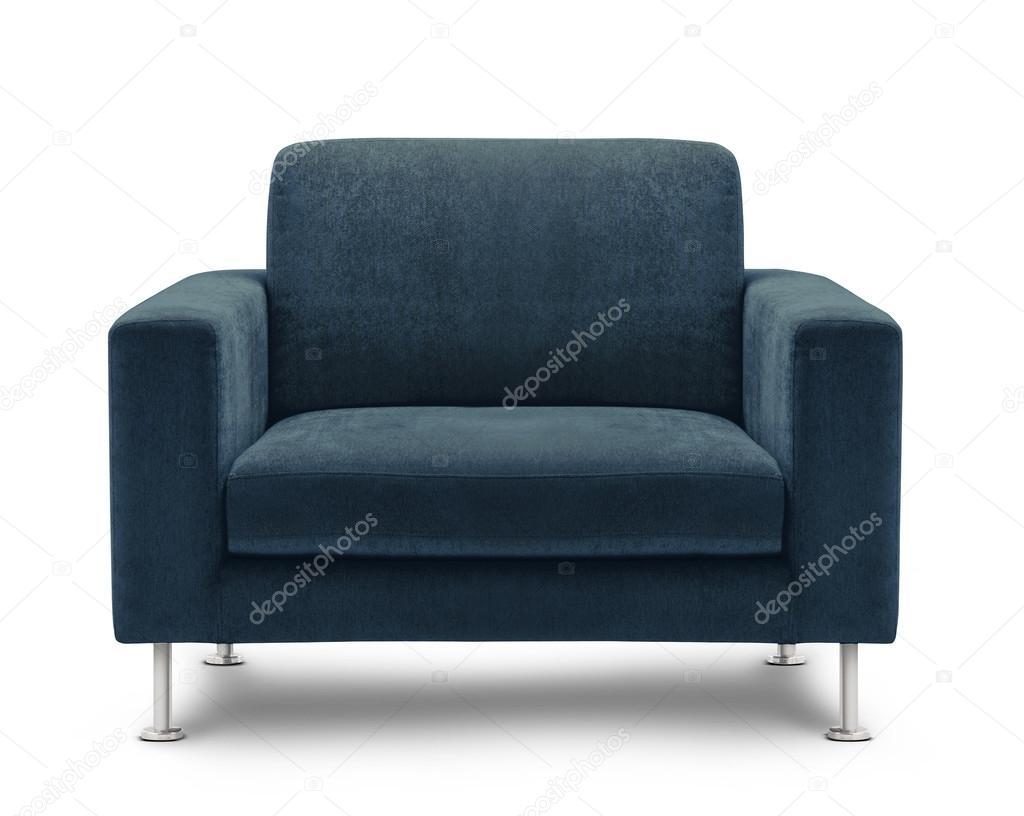 blue sofa furniture stock photo bluehand 33633707 rh depositphotos com city furniture blue sofa blue sofa furniture village
