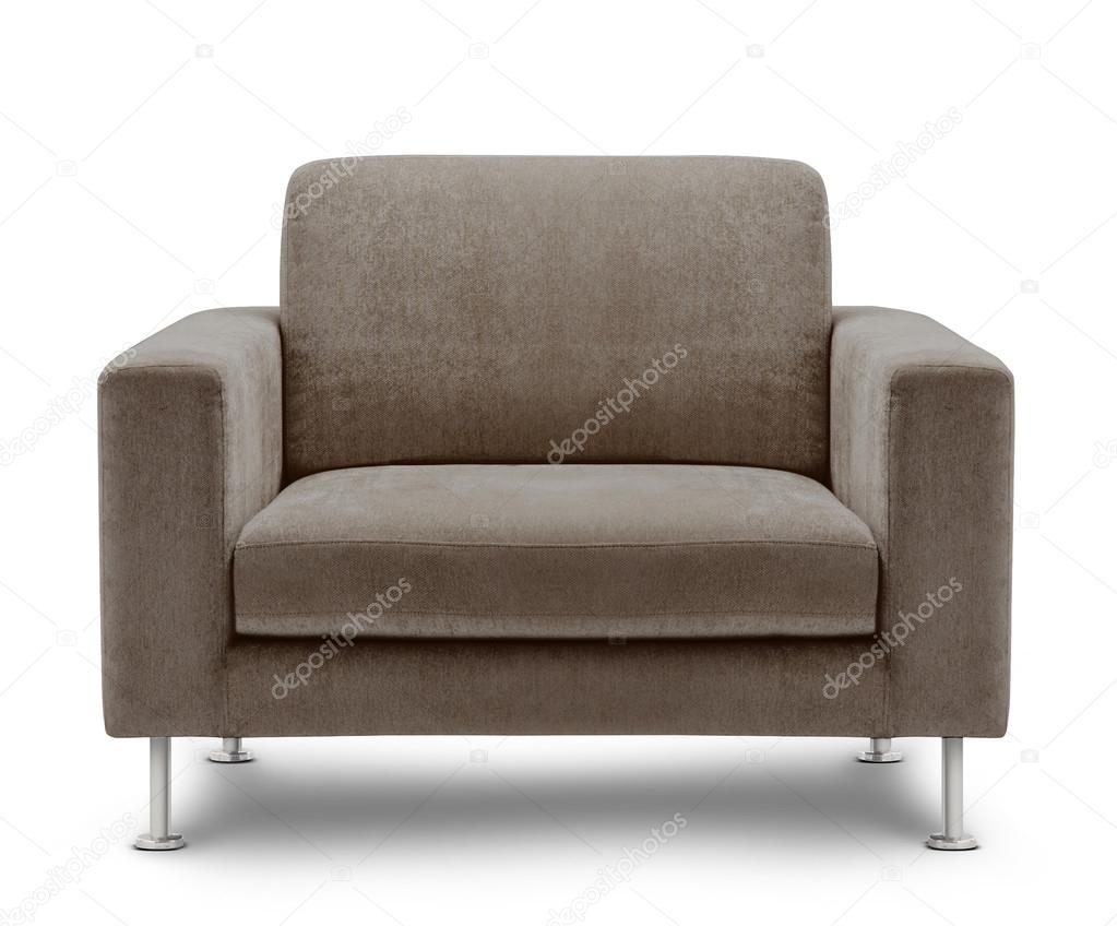 muebles sofá gris — Foto de stock © bluehand #33633723