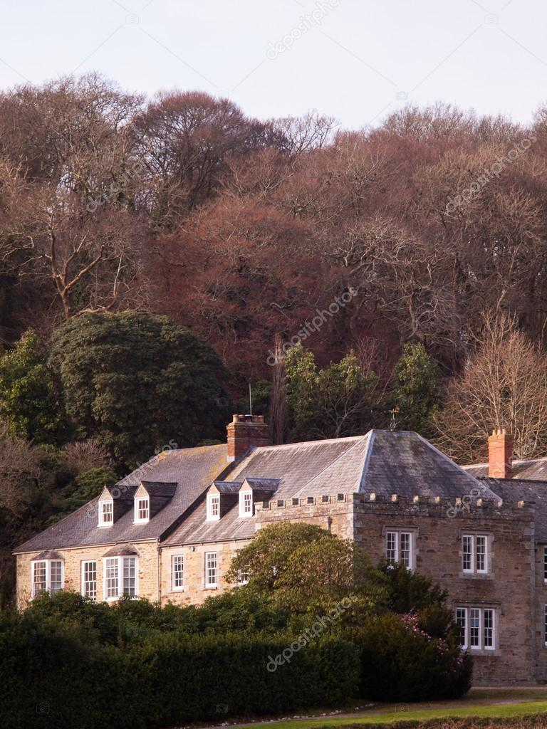 Penrose Estate and Manor House Cornwall