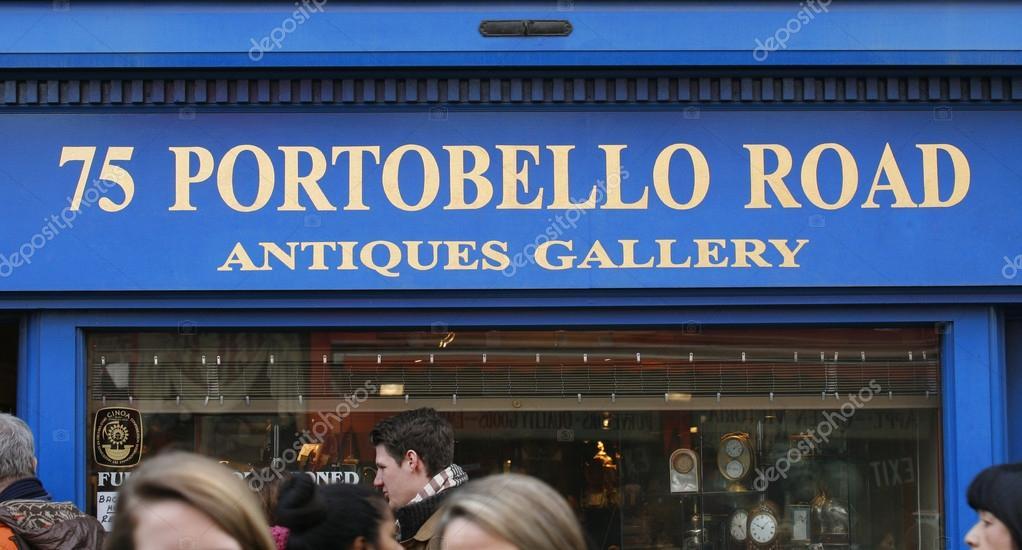 Portobello Road Market – Stock Editorial Photo © anizza #21198521