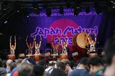 2013, London Japan Matsuri