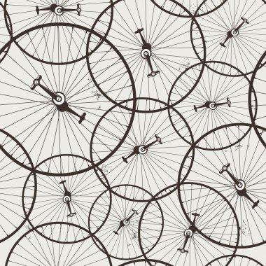 bicycle wheel seamless
