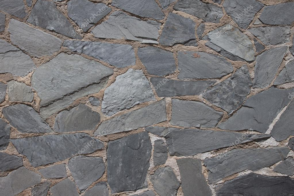 Parede De Pavimento De Laje De Granito Fotografias De