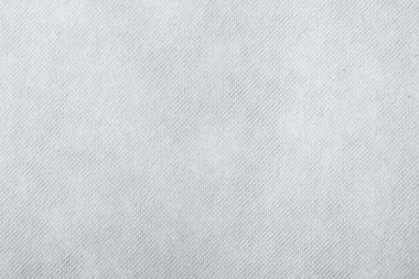 White fabric texture for background stock vector
