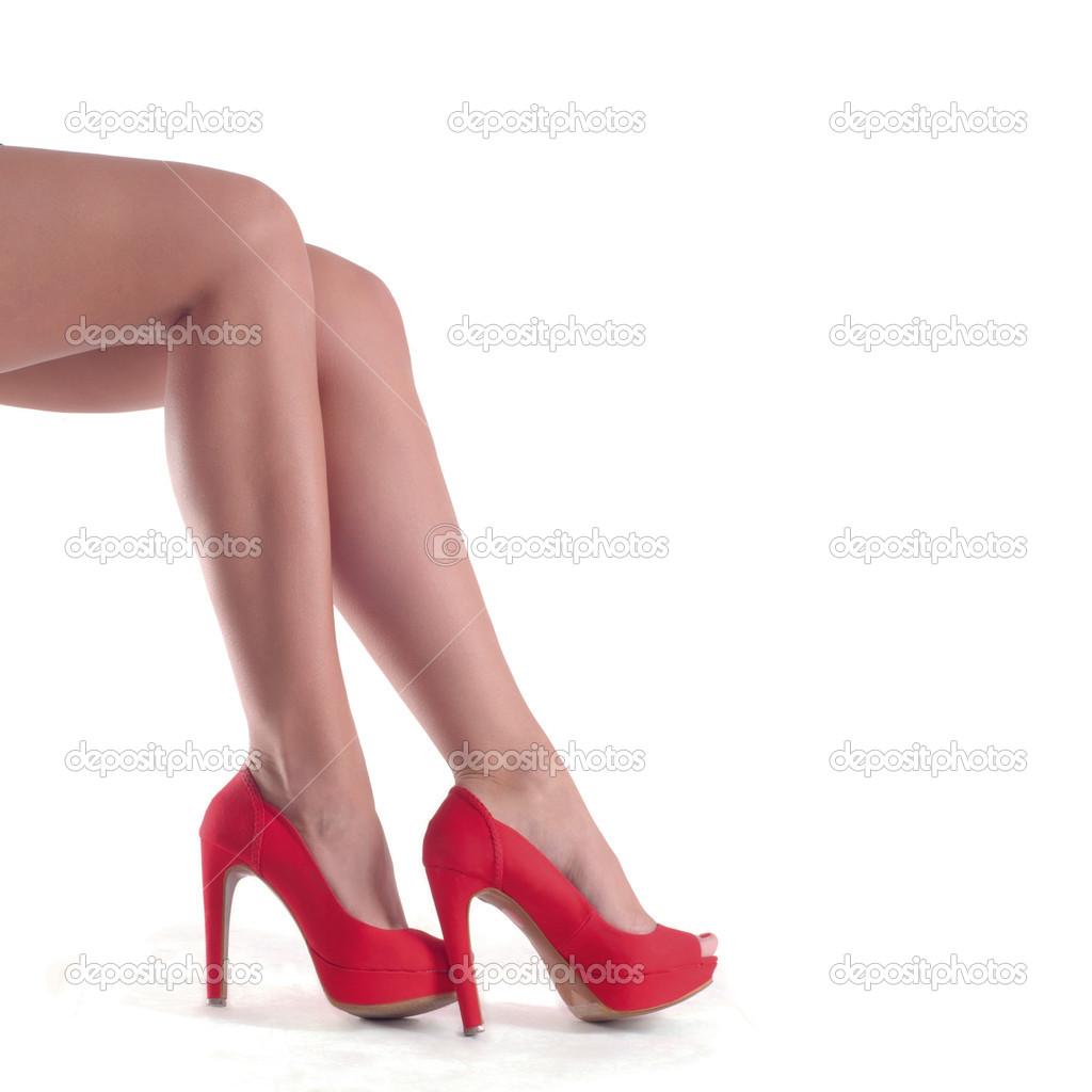 Секс ножки в туфлях в машине