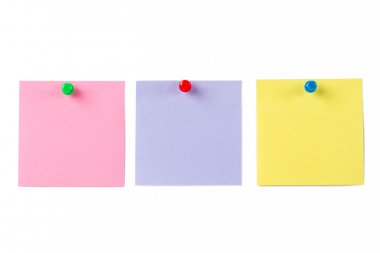 Multi Colored Post It Notes
