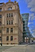 Praha, Česká republika, Evropa, Tančící dům
