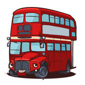 Photo British bus