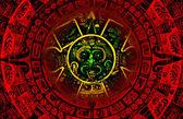 Fotografie Mayan calendar