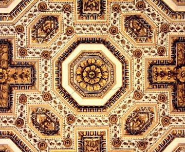 Baroque architectonic detail