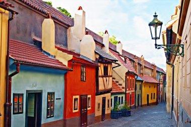 Golden Lane, Prague castle