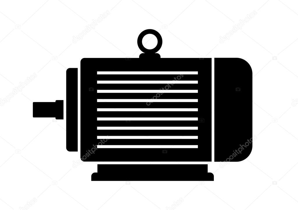 Wunderbar Symbol Für Motor Fotos - Elektrische ...