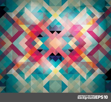 Abstract vector background | editable vector illustration clip art vector