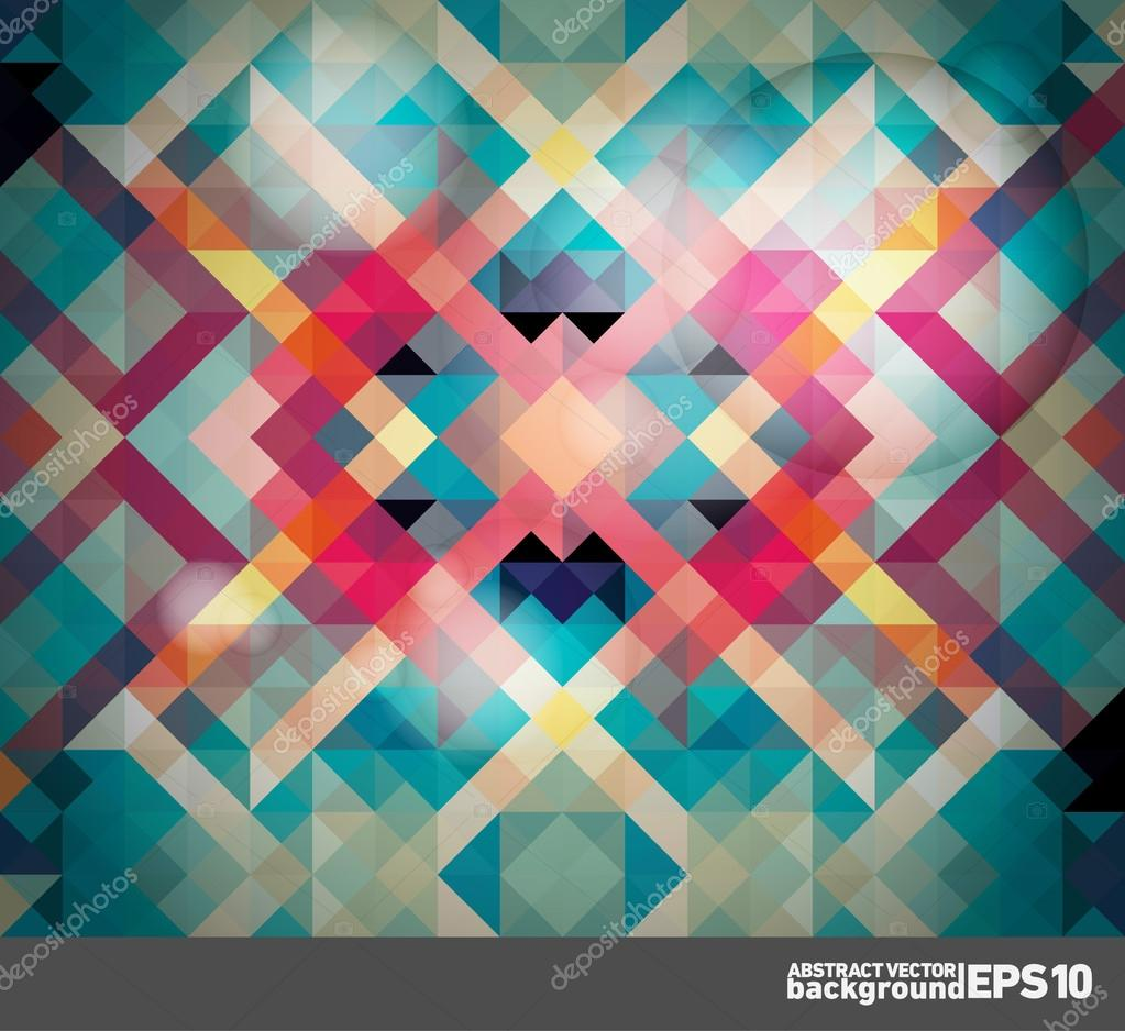 Abstract vector background   editable vector illustration