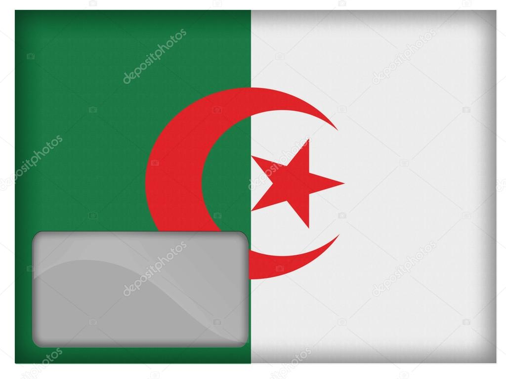 Le Drapeau Algérien Photographie Olesha 14971295