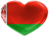 The Belarusian flag